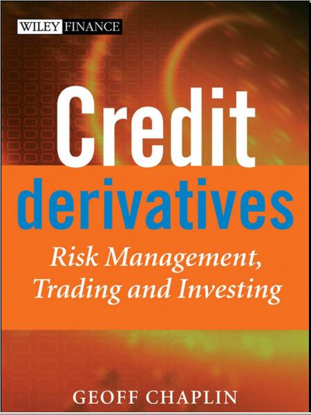 (Wiley Finance 141)Credit Derivatives-Risk Ma