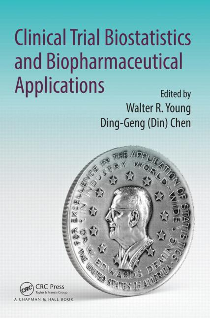 Clinical Trial Biostatistics and Biopharmaceutical Applications(2015).jpg