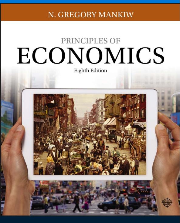 principles of economics 第 八 版 解答