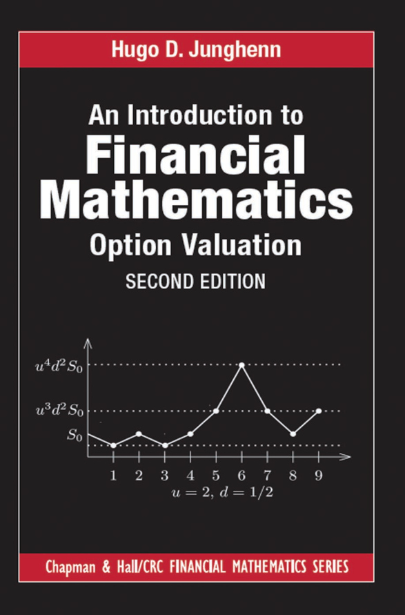 An Introduction to Financial Mathematics - Option Valuation,2ed.jpg